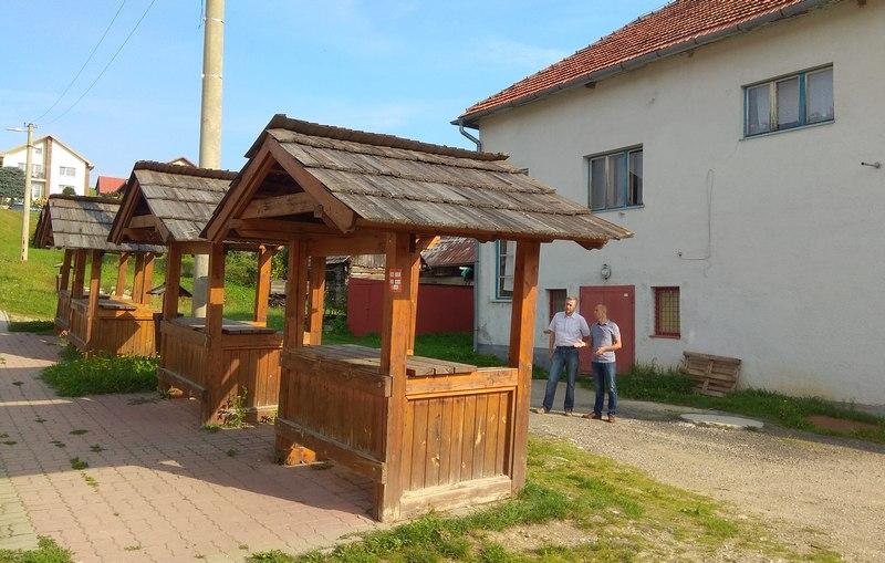 Nové trhovisko v Liptovskej Tepličke oživí verejný priestor