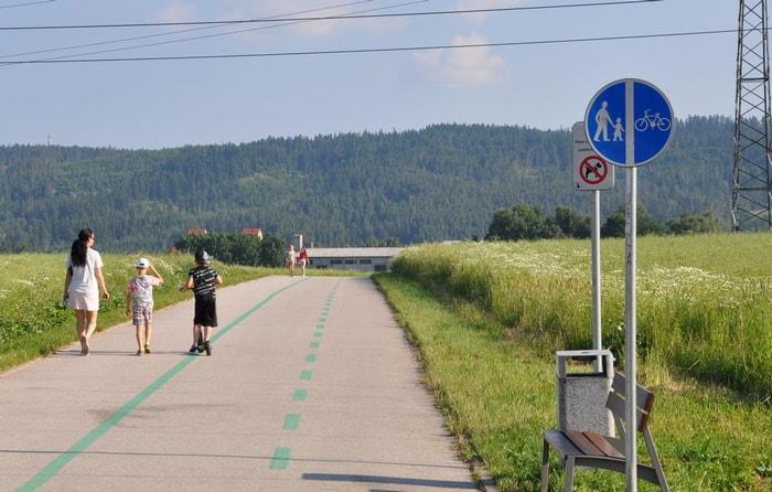 Výzva pre investície do cyklistických trás je vyhlásená
