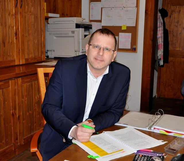 starosta Peter Duda
