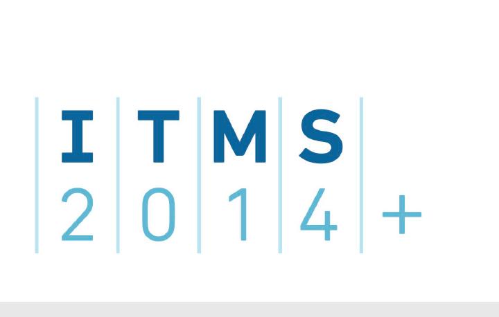 Na čo všetko nám slúži systém ITMS2014+ ?